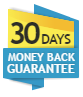 30 days money guarantee